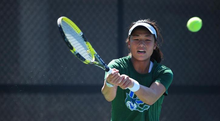 #27 GC Tennis' Polk Named PBC Player of the Week