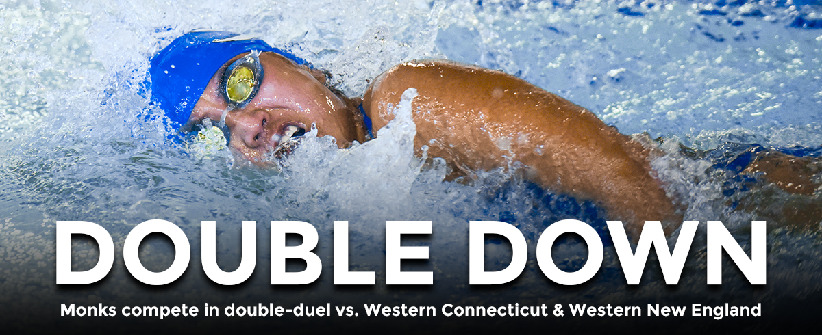 Monks Compete in Double-Dual vs. Western Connecticut & Western New England