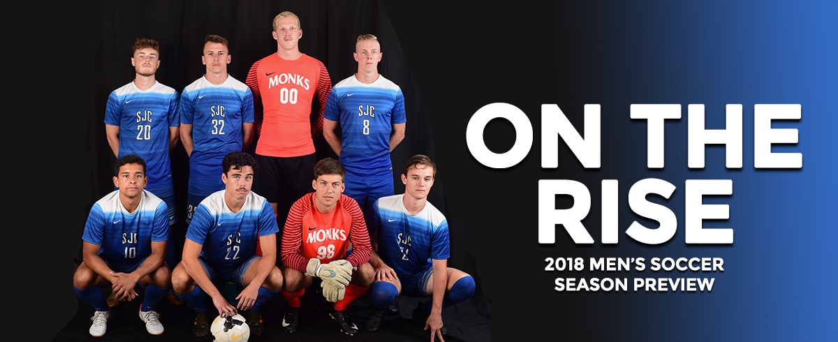 2018 Men's Soccer Season Preview