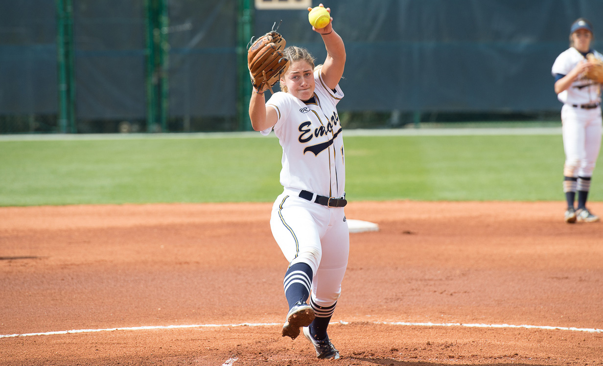 Emory Softball Hosts Piedmont In Doubleheader Action