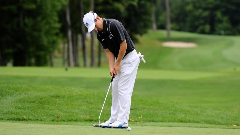 Men's Golf Completes Second Round at Yale