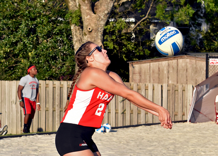 Beach volleyball falls at Jacksonville State