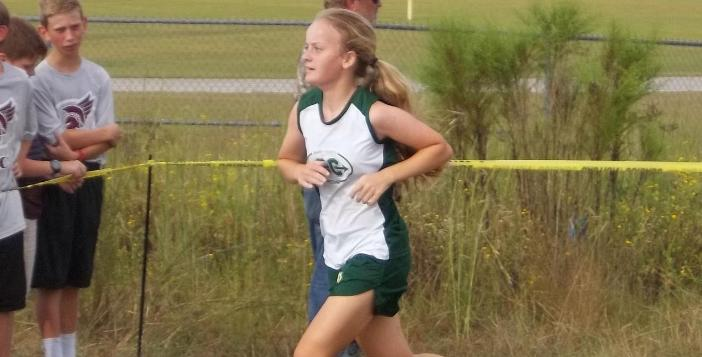 Gators Cross Country Team Performs Well in Douglas