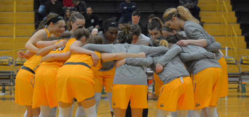 Women's Basketball Lands on WBCA Academic Top 25 Honor Roll