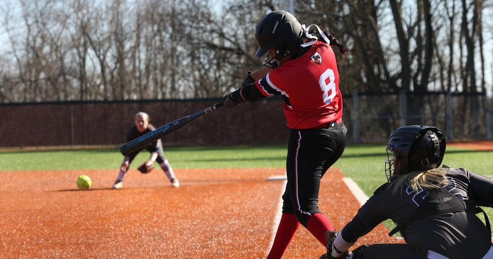 Tartans Split Home Doubleheader with Penn State Behrend
