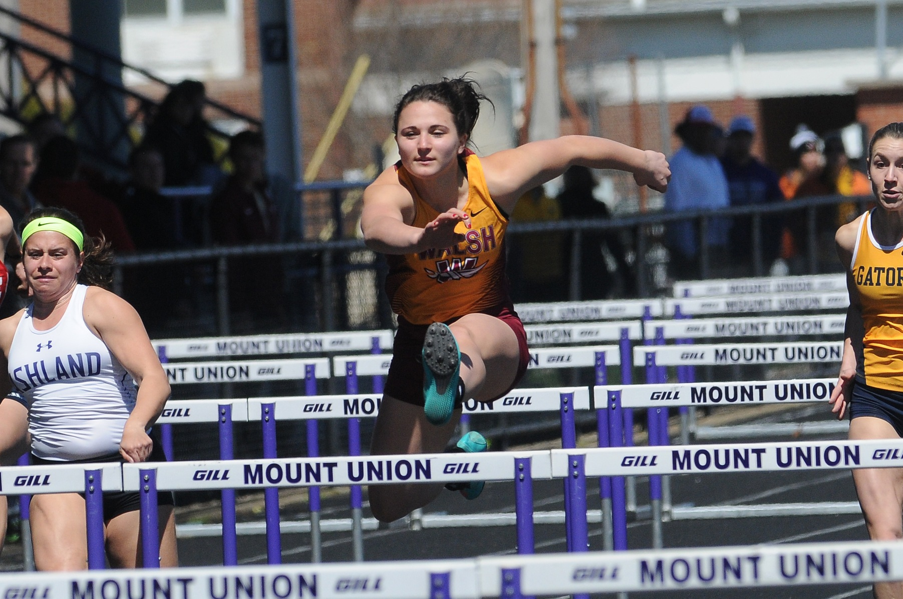 Women's Track Wins Walsh Invitational