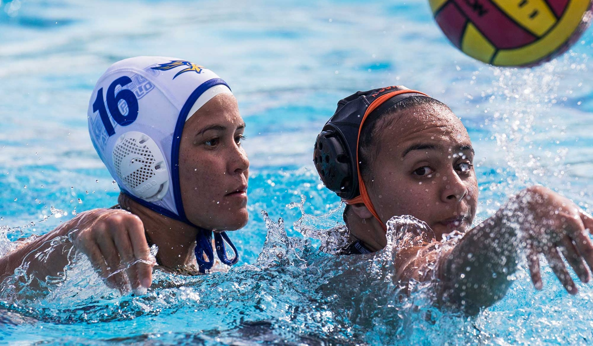 Oxy Women's Water Polo Cruises Past Caltech
