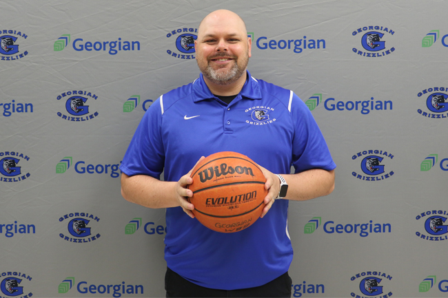 TODD TALBOT NAMED HEAD COACH OF GEORGIAN WOMEN'S BASKETBALL