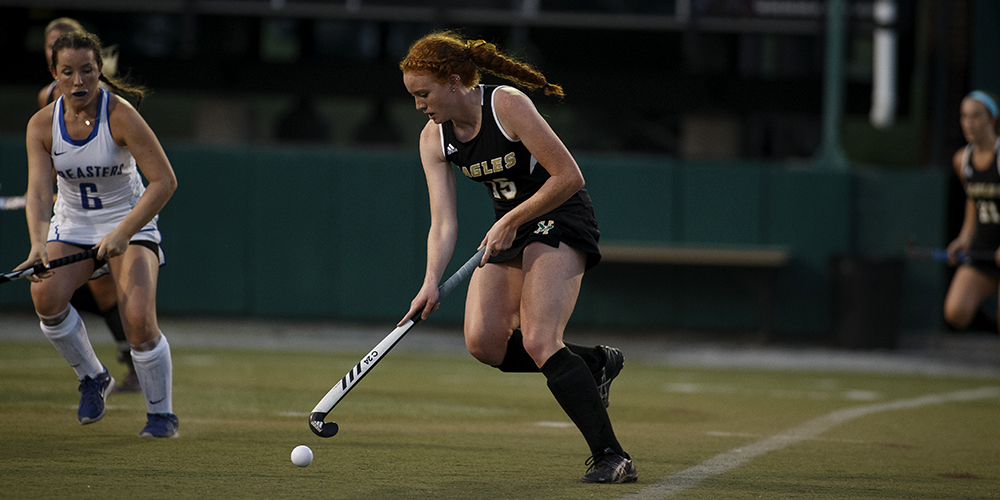 Field Hockey Drops Season Opener to Nor'easters