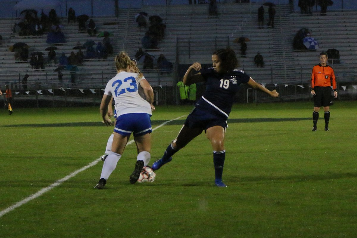 Reiver Women's Soccer team explodes late in opening win at NJCAA Nationals