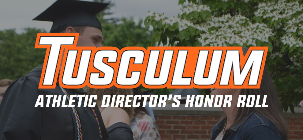 School-record 352 named to Athletic Director's Honor Roll