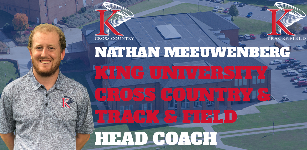 Meeuwenberg selected to lead King cross country/track & field programs