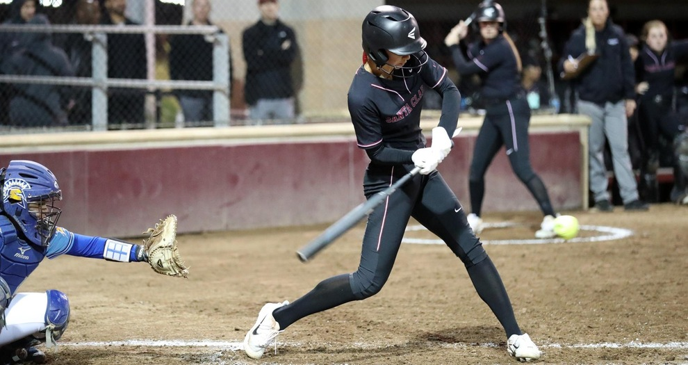 Softball Splits on Final Day of Matador Classic