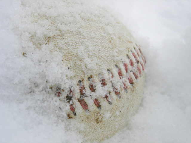 Weather Forces Postponement of Storm Baseball Saturday at Charleston