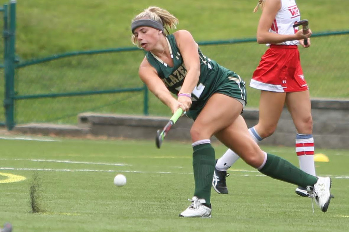 Field Hockey Cruises To 12-0 Win In NECC-Opener