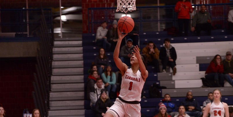 Fourth quarter push not enough as Lady Cardinals fall to Walsh, 72-67
