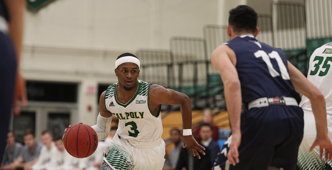 Cal Poly Opens 2018-19 Season With 82-75 Win Over Menlo College