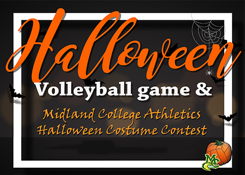 Lady Chaparral Volleyball hosts Odessa College AND Costume Contest