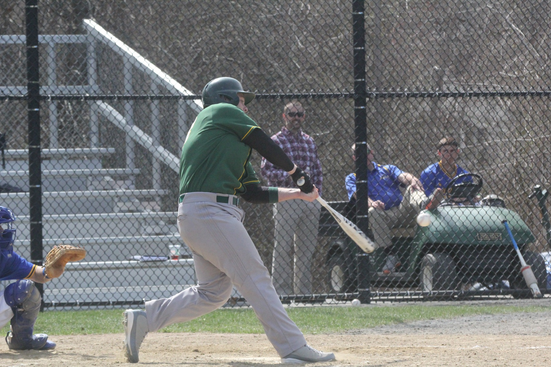 Falcons Split With Lancers In MASCAC Action