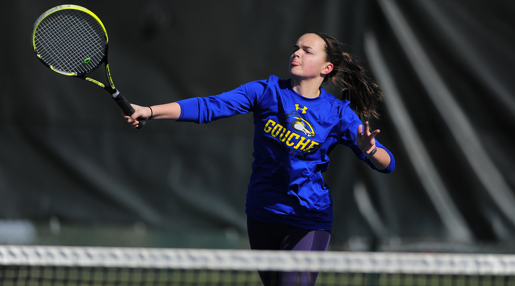 Women's Tennis Opens 2018-19 Campaign with 6-3 Defeat at Rutgers-Camden