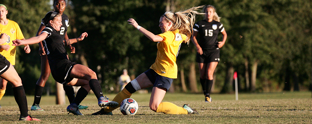 Cobras Women's Soccer Knocks Off the Knights, 1-0