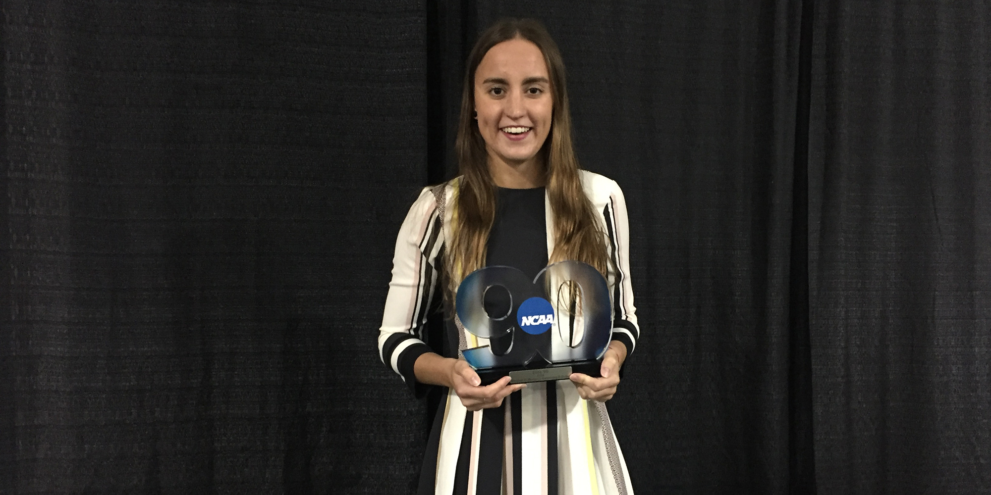 Berraud-Galea Repeats as Winner of Elite 90™ Award for NCAA Division II Women's Swimming Championship