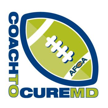 Football Coaches to Participate in Coach to Cure MD Program