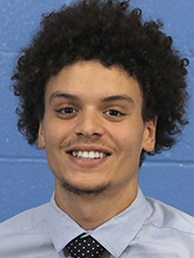 Evan Anderson, Wesley, Men's Basketball, Junior
