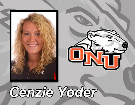 Yoder's big day leads No. 20 Women's Basketball to 65-49 win at John Carroll