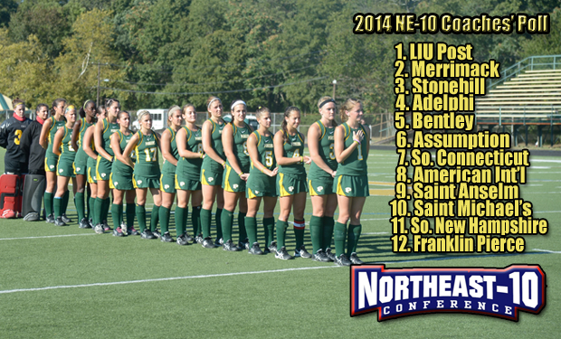 LIU Post Picked Atop Northeast-10 Field Hockey Coaches' Poll
