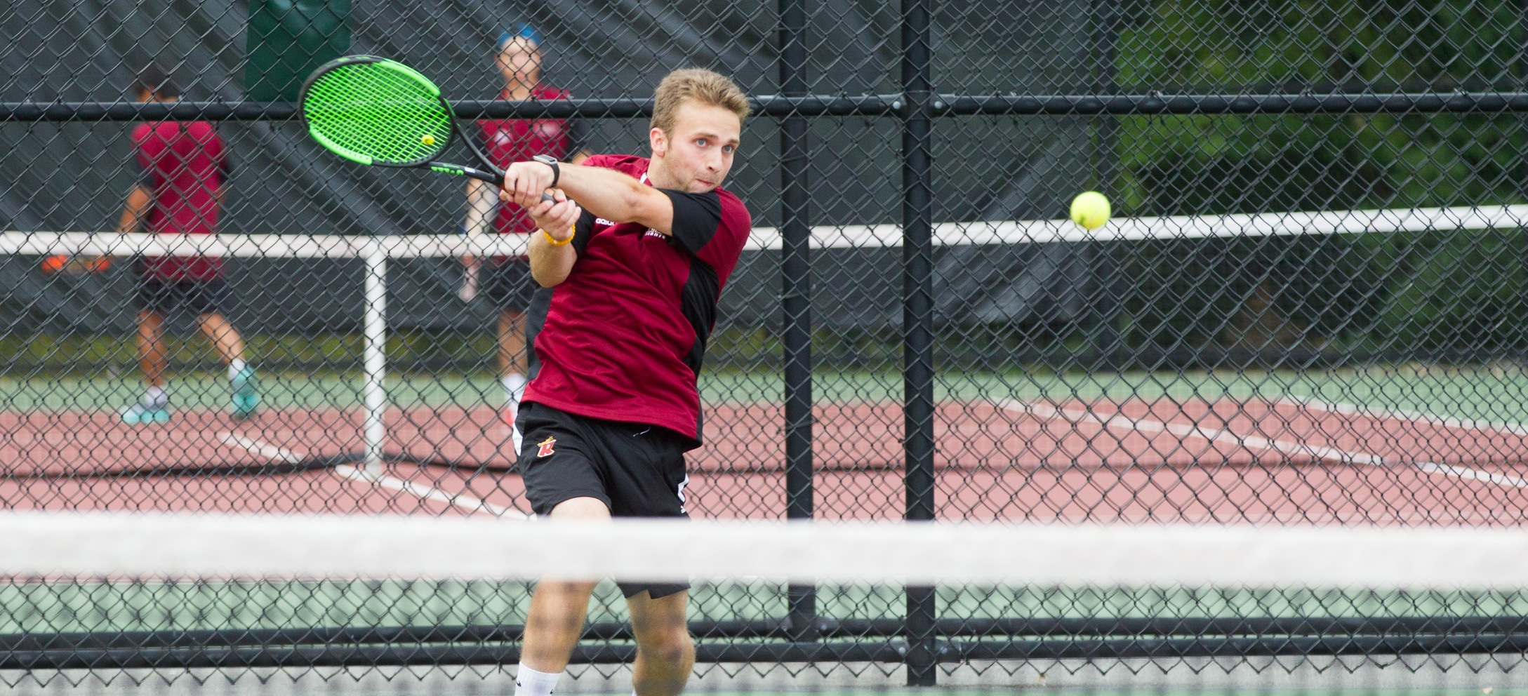 Men's Tennis Turns Back Wentworth 5-4