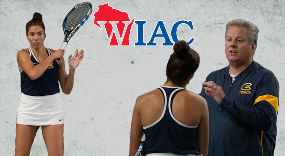 Wijesinghe & Gillman earn WIAC Player & Coach of the Year honors