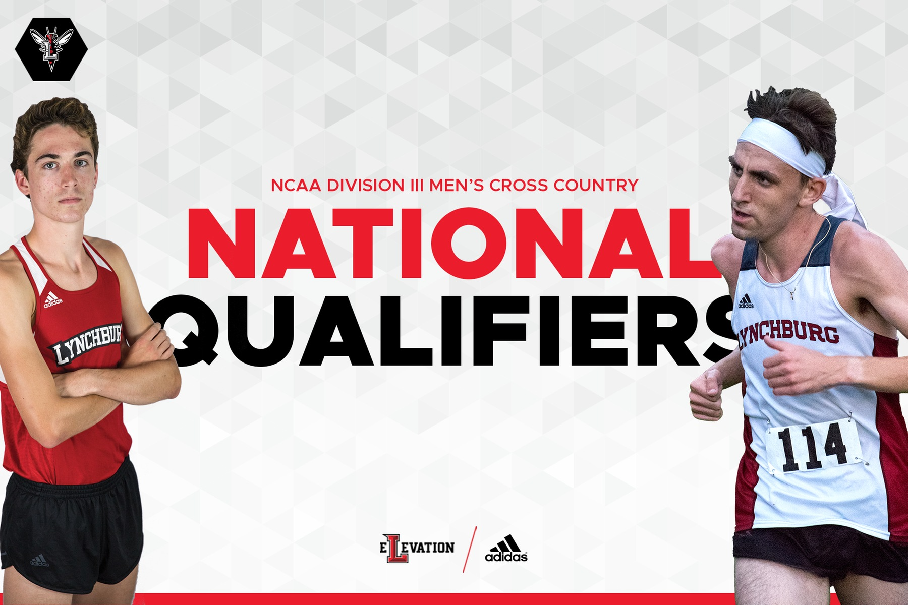 IMages of lynchburg zc national qualifiers on graphic with white background