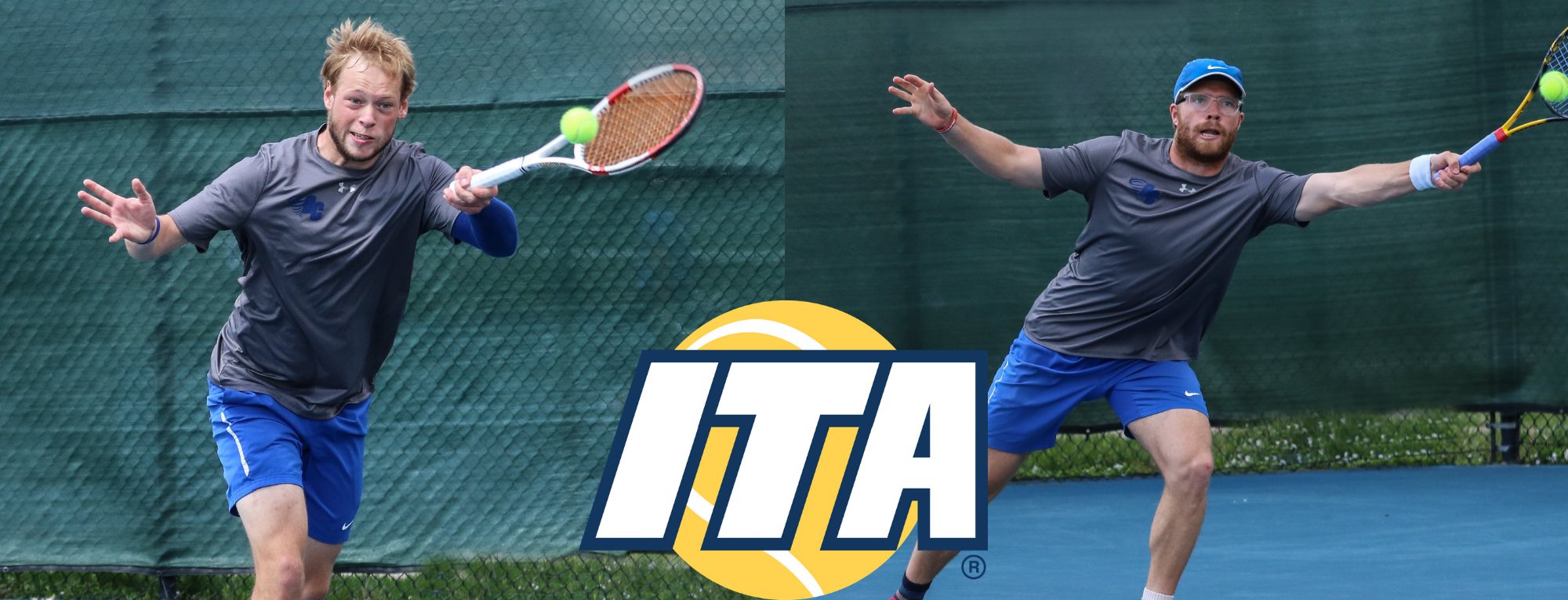 BC Alumni Hengst, Mittring Awarded ITA All-Academic Scholar-Athlete Awards