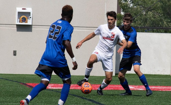 Schauer Power: MSOE Defeat Marian Behind Midfielder's Performance