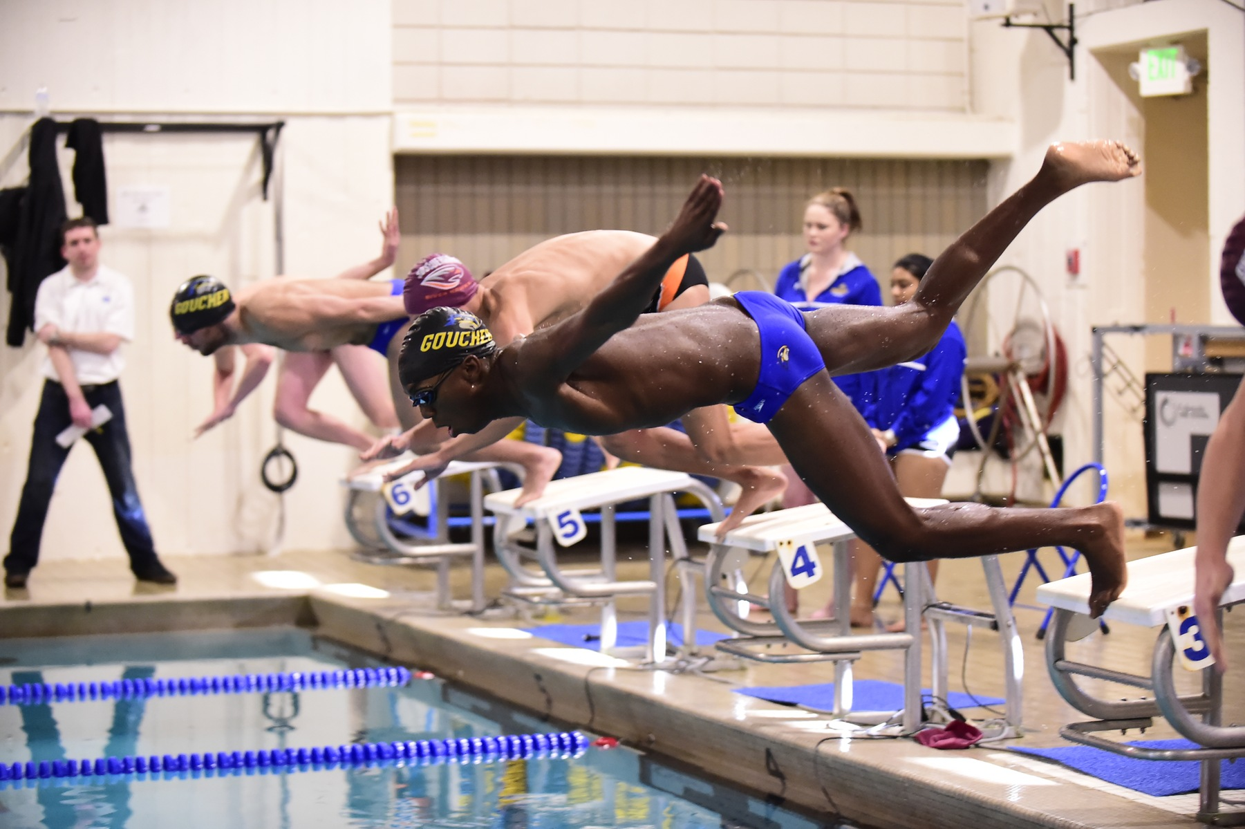 Hopkins Hosts Goucher at Blue Jay Invitational