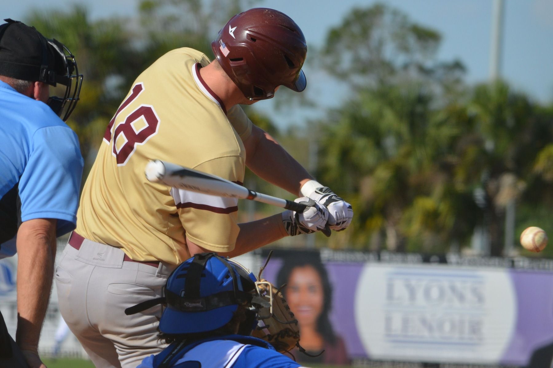 Late Inning Rally Lifts Ashland Over Cavaliers, 8-4