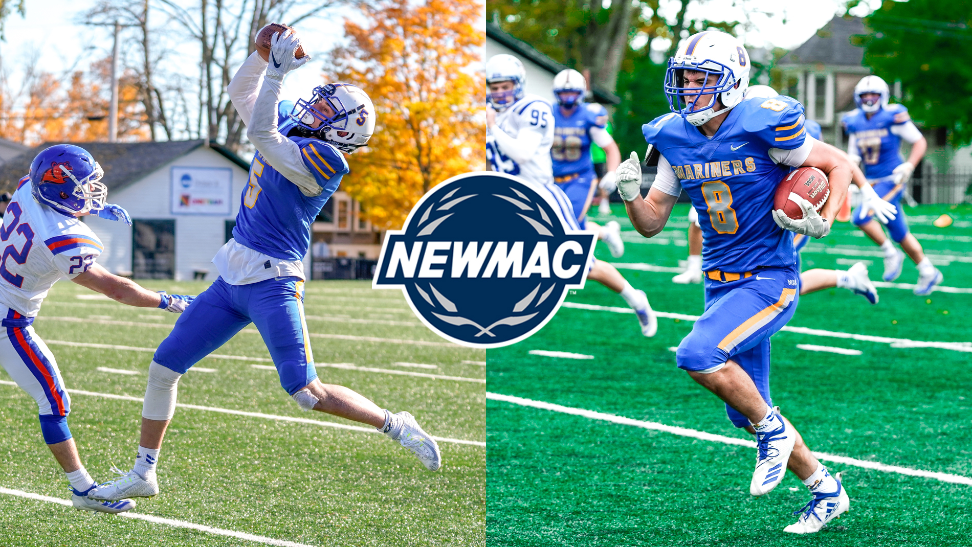 Casale and Brannon Land on All-NEWMAC Teams