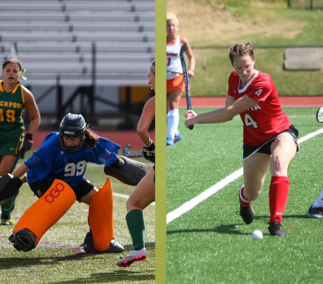 SUNYAC awards Athletes of the Week for field hockey
