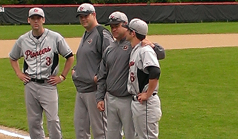 Baseball Ends Season With 8-2 Loss to Linfield