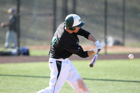 Rams Fall to Oneonta in Extra-Innings