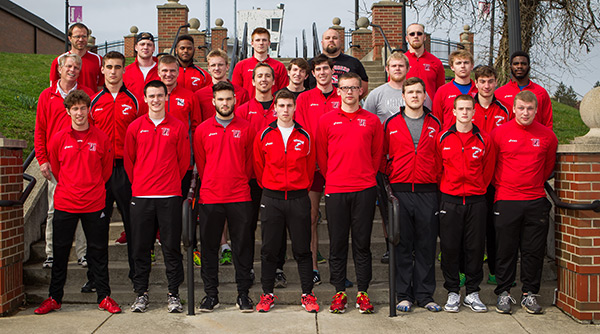2015 Wittenberg Men's Track and Field
