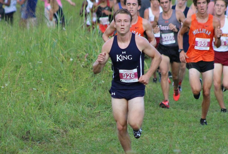 Metcalf leads King at Greater Louisville Classic