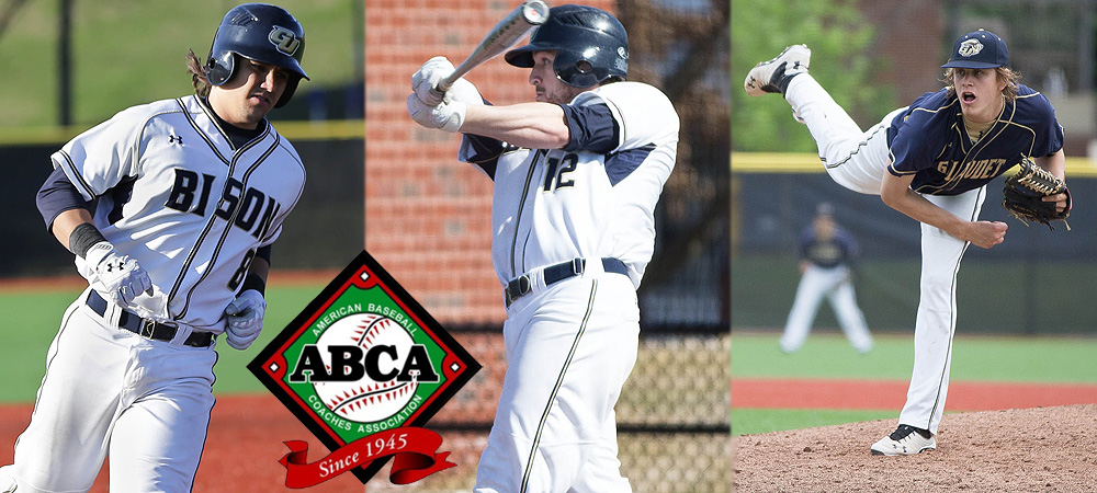 Three Gallaudet players named to ABCA All-South region teams