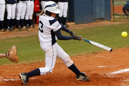 Lady 'Canes split DH at Columbus State