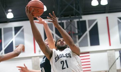 #19 UMW Men's Basketball Tops Southern Virginia, 103-97, to Snap Three-Game Skid