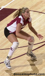 Thompson Named to Canadian National Volleyball Team