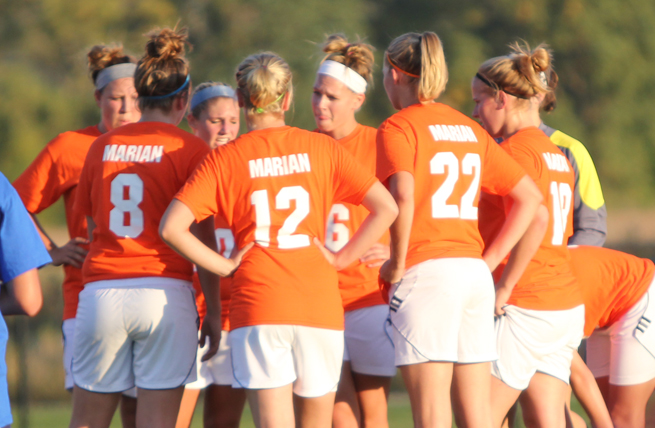 "Marian to Host Maranatha in ""Playing for a Cause"" Match"