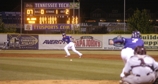 Tennessee Tech routs Alabama A&M in non-conference action