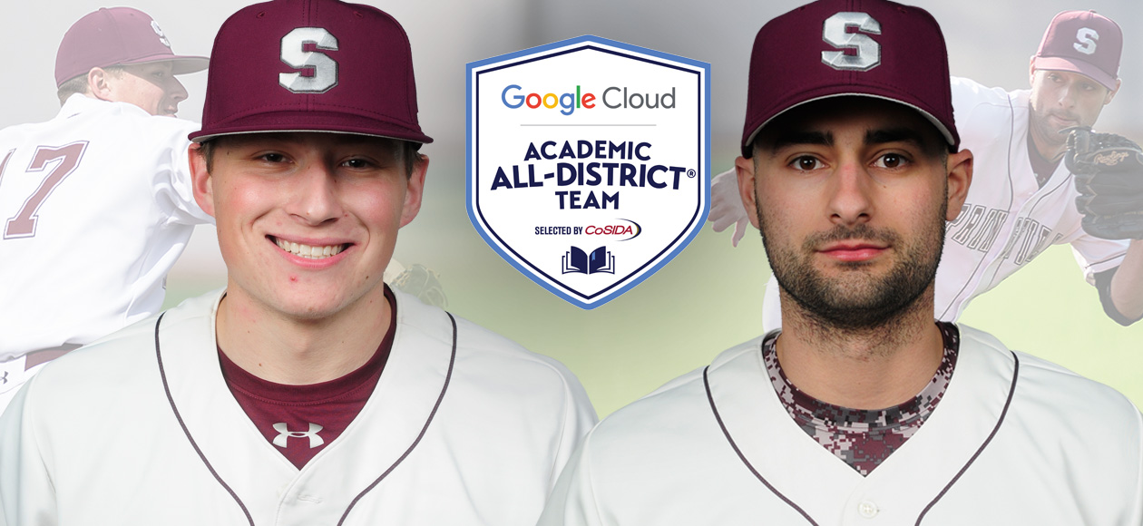 Johnson and Joao Earn Google Cloud Academic All-District Honors Selected by CoSIDA